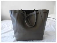 Celine Phantom tote Leather Grey