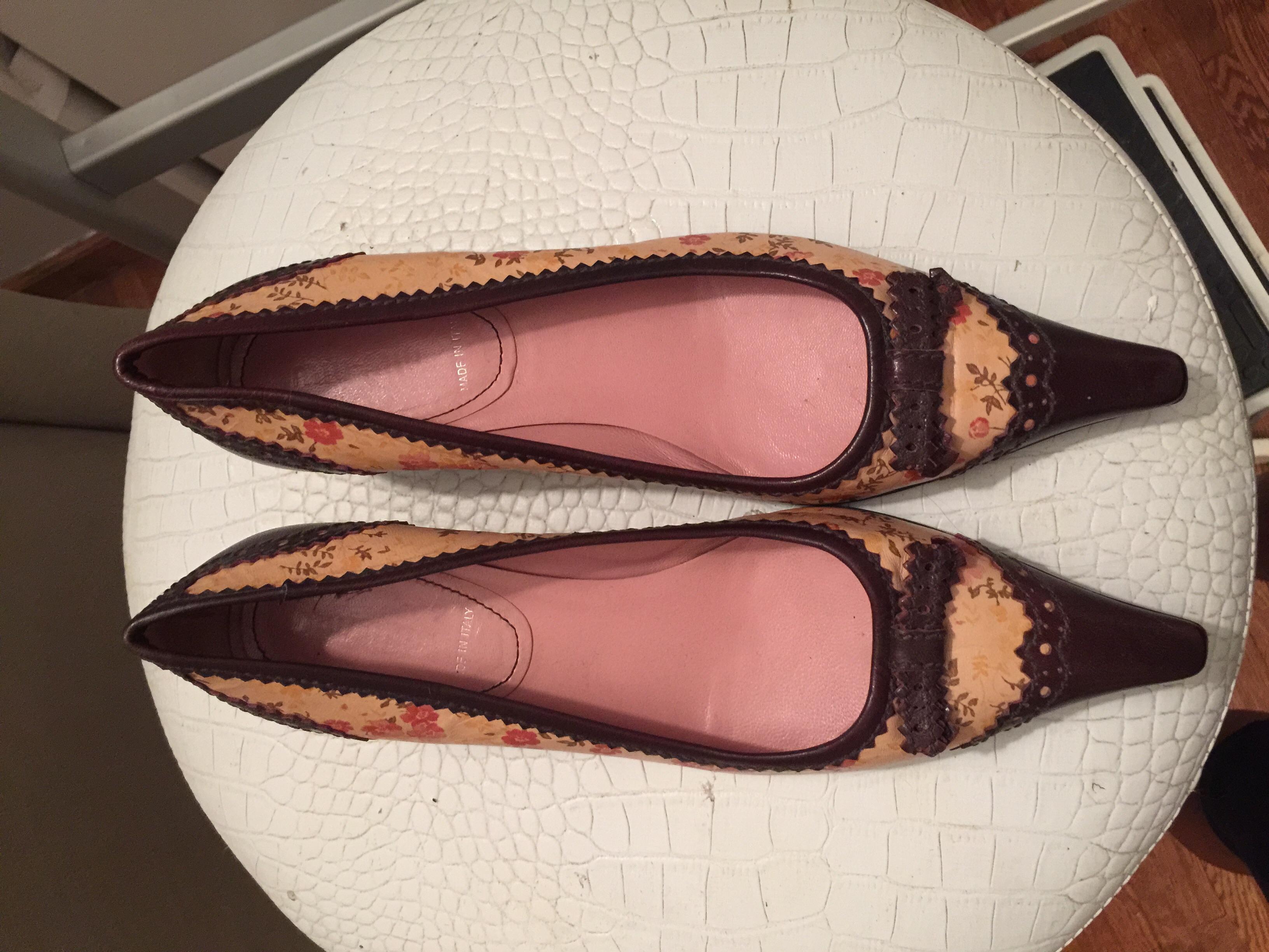 Like new miu miu kitten heels