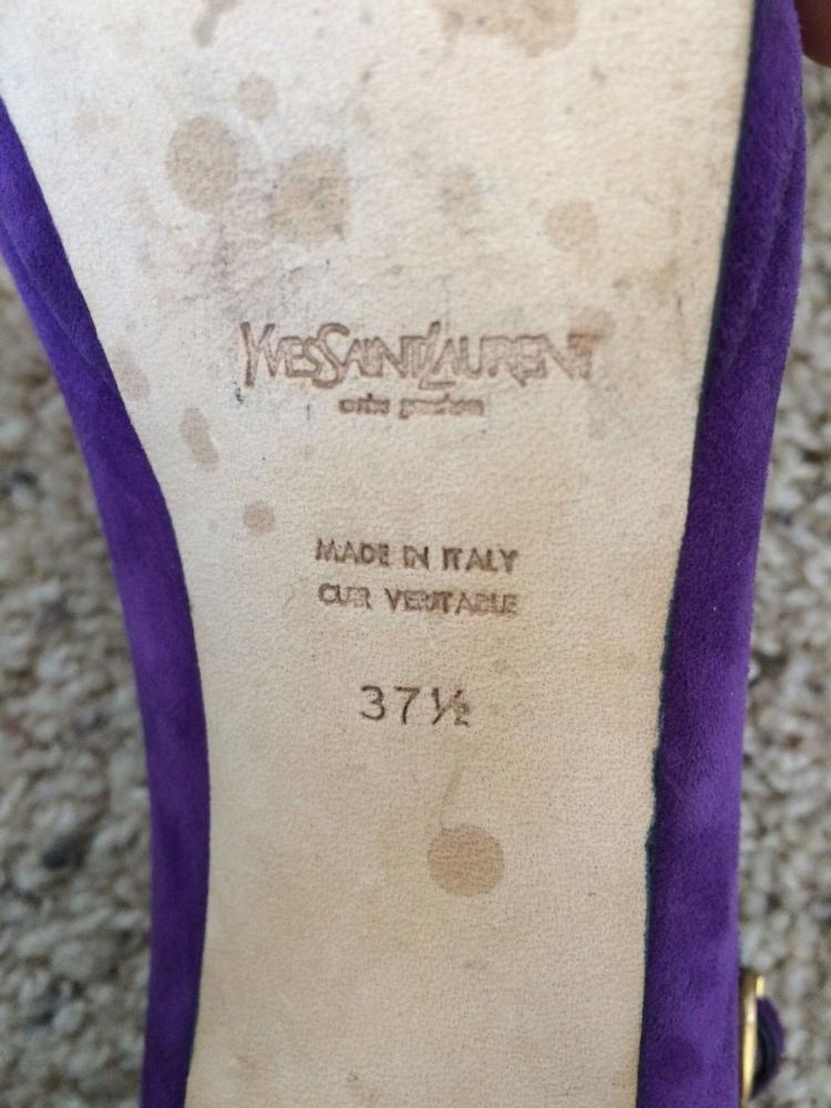 YSL Yves Saint Laurent Tribute Pump
