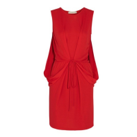 Stella McCartney Crimson Dress