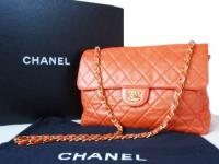 orange Chanel Rare! Angle1