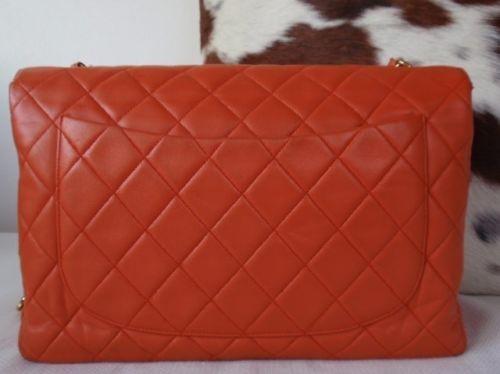 orange Chanel Rare!