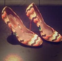 Authentic Missoni Heels