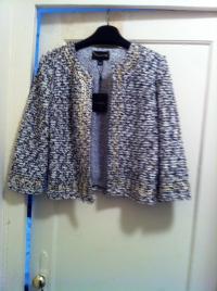 Brand New women jacket/crop blazer