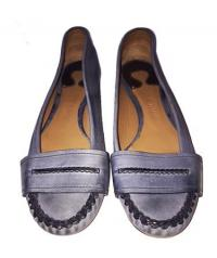Chloe Robin Egg Blue Loafers