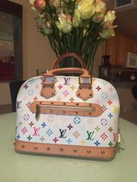 Louis Vuitton Alma MURAKAMI -LIMITED EDITION