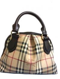 Burberry bowler bag