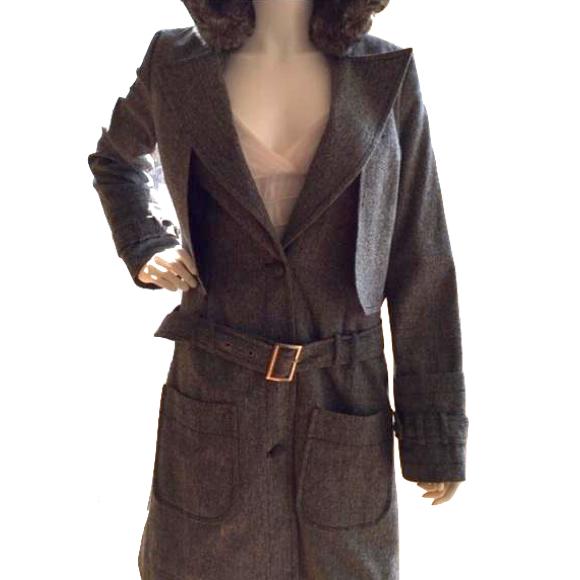 Robert Rodriguez Coat