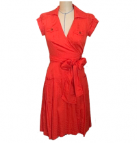 Bellette Wrap Dress
