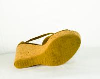 Jimmy Choo Platform sandal sz 9  Angle4