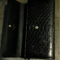 Python Chanel wallet Angle4