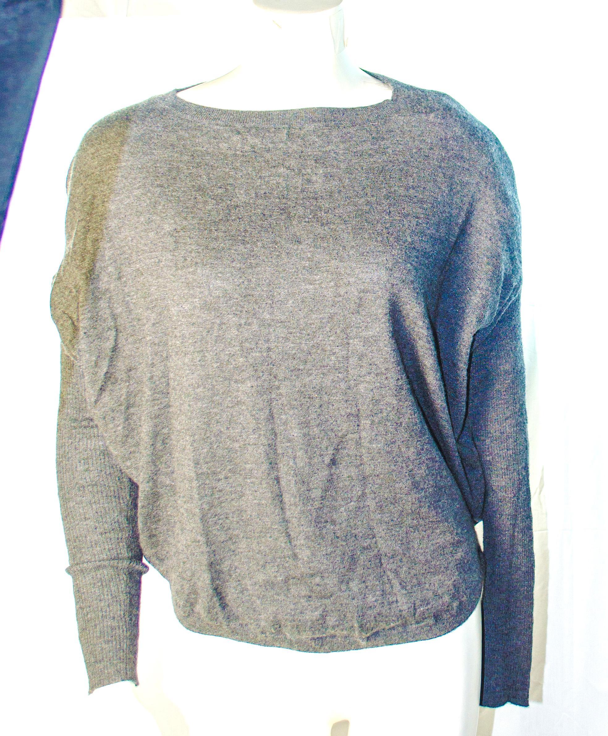 Vince wool dolman sleeve sweater