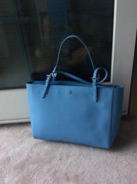 Beautiful Tory Burch York Tote New without Tags