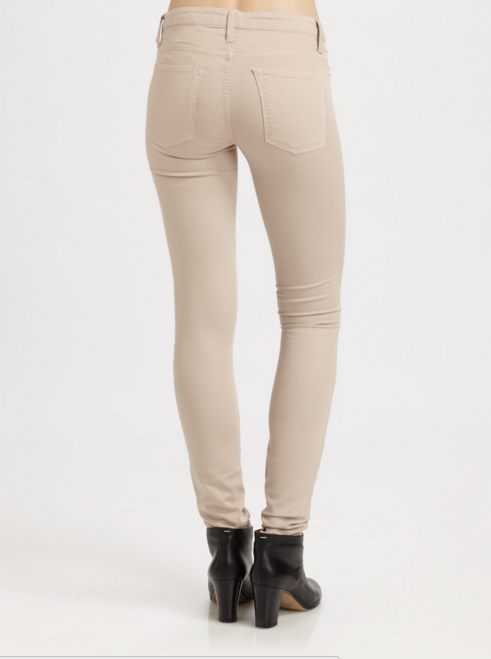 Helmut Lang stretch skinny jeans NWT sz 24