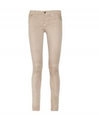 Cream Helmut Lang stretch skinny jeans NWT sz 25 Angle3