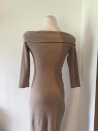 Ralph Lauren Black Label Cashmere Dress Angle3