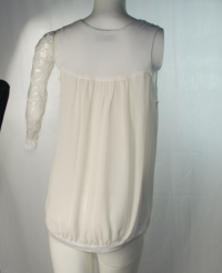 ALC sleeveless blouse - Like new Angle4