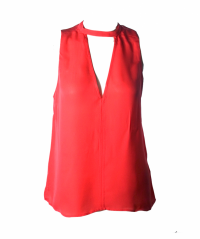 Silk sleeveless ALC top