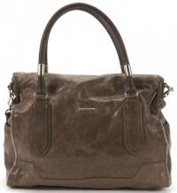Leather Top Handle Tote -REBECCA MINKOFF Angle2