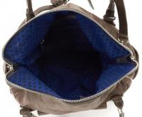 Leather Top Handle Tote -REBECCA MINKOFF Angle3