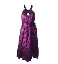 Catherine Malandrino Keyhole flare dress like New