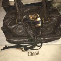 "Chloe East West Paddington 17.5"" L x 5 W x 9&"