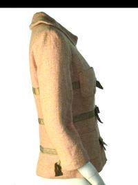 Tracy reese three bow tweed blazer Angle3