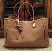 Winter Bella Rose Shoulder Bag Angle2