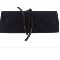 Chanel Clutch/Jewelry Holder Angle3