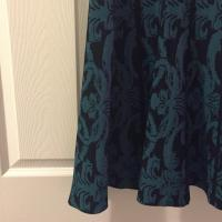 Fitted and flare Parker Dress Angle3