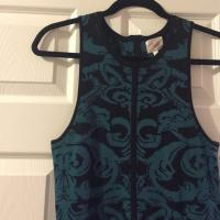 Fitted and flare Parker Dress Angle4