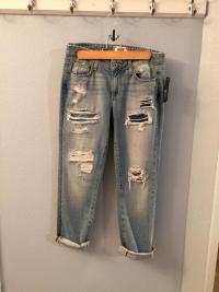 PAige denim Porter Ronnie BF jeans sz 24