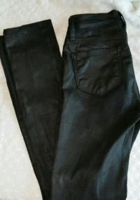 Paige waxed jeans black sz. 26 Angle2