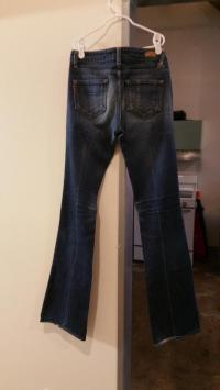 Paige boot cut jeans sz. 26 Angle2