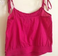Marc Jacobs Raspberry Tank