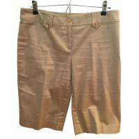 Tory Burch Tan Long Shorts