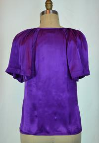 Tracy reese flare shirt Angle2