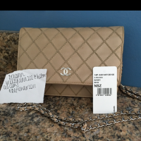 CHANEL Limited Edition Wallet On Chain