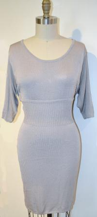 Jill Stuart Gray Knee Dress
