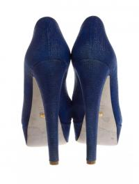 suede Sergio Rossi pointed-toe pumps Angle3