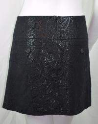 Barbara Bui Black Skirt Angle3