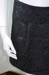 Barbara Bui Black Skirt Angle5