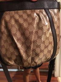 Gucci Rare Cross body Bag Angle4