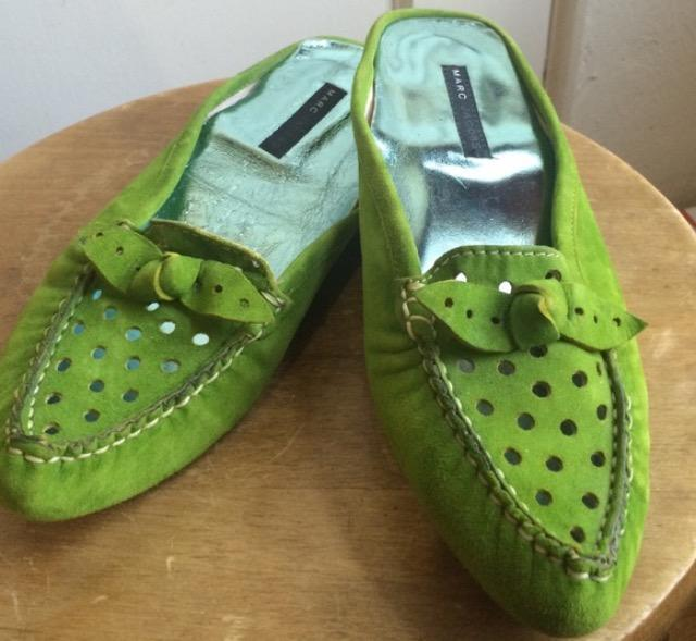 Marc Jacobs Slip On Flats