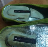 Marc Jacobs Slip On Flats  Angle3