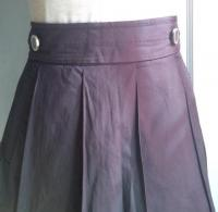 Tory Burch Pleated Skirt Angle2