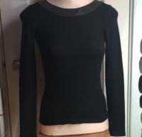 Armani Collezioni Wool Top