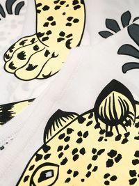 HERMÈS Leopard Printed Top Angle7