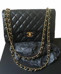 Authentic Chanel jumbo