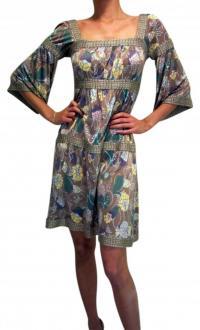 New MISSONI Peasant Dress